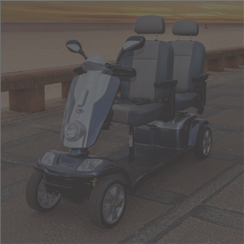 Tandem Mobility Scooters