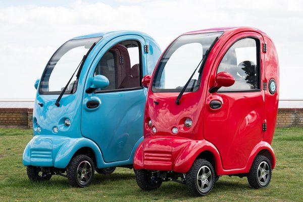 Cabin Car Mk2 Plus