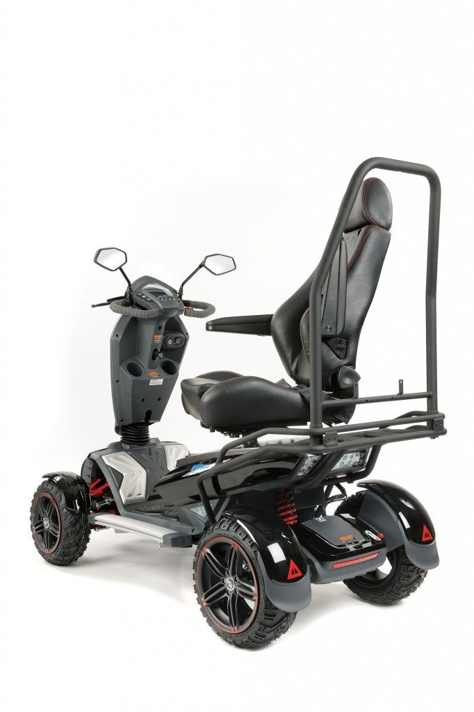 Vita XS - Full Adjustable Rotating Seat