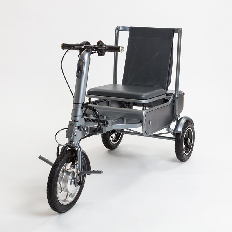 eFoldi - Folding Mobility Scooter